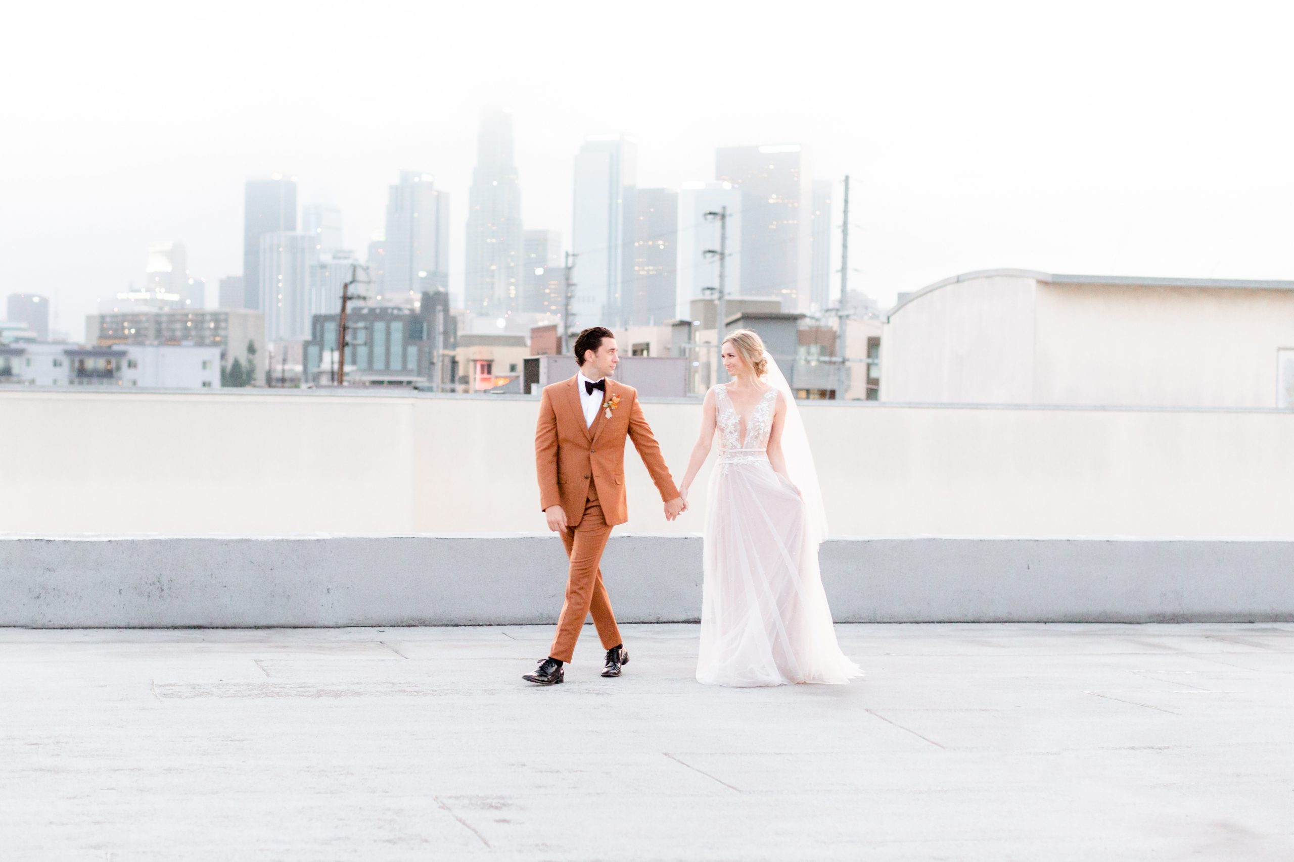 Rooftop Romance Planned & Designed by Bowties & Bouquets